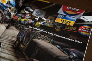 This page reads, Car culture as you know it may not survive.