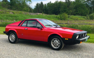 Remembering the 1976 Lancia Scorpion