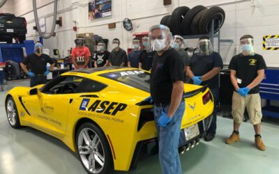 Teaching the Next Generation of Automotive Technicians