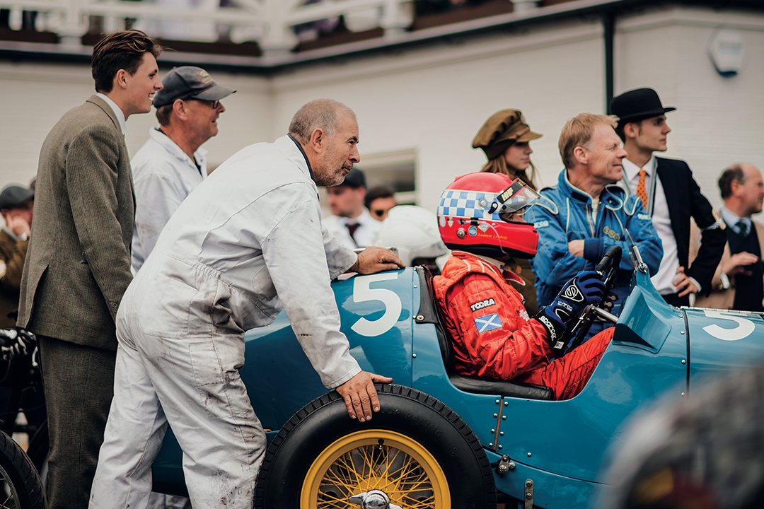 The Piston Foundation Founders Club is like a racing team, no one gets to the finish line alone.